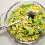 avocad corn salad