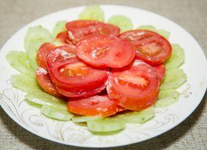 Tomato cucumber salad recipes