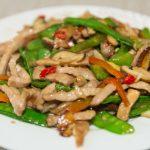 Easy Stir Fry with Pork and Veggies