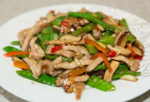 Easy Stir Fry with Pork and Veggies