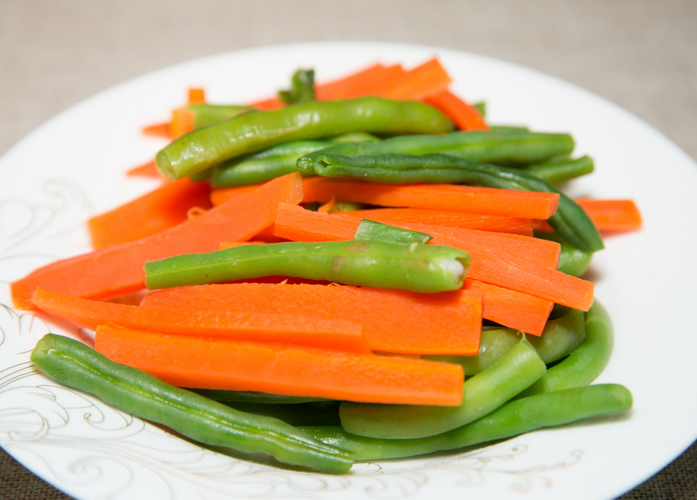 Carrots & Green Beans recipes