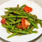 green beans with tomatoes recipes