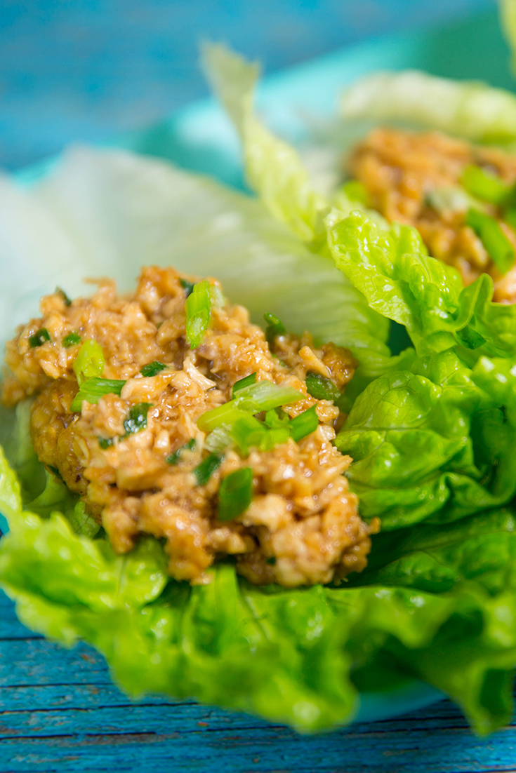 Chicken Lettuce Wraps recipes