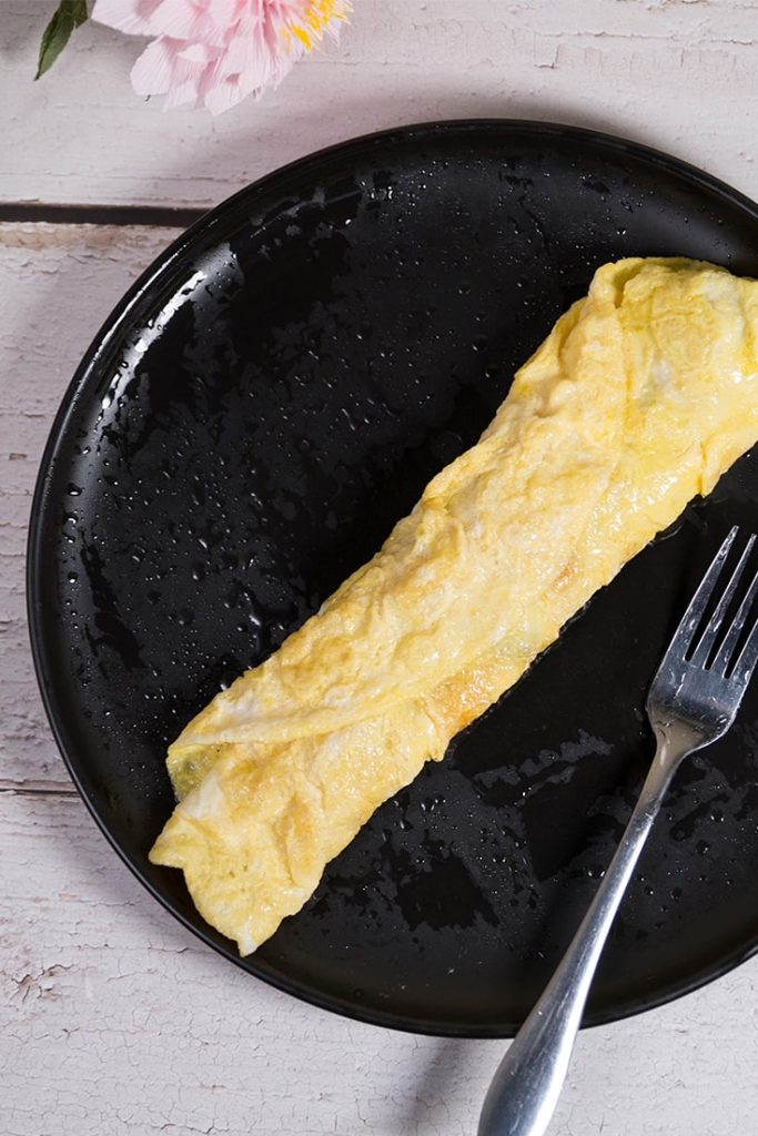 how to cook an omelette