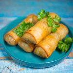 pork egg roll recipes