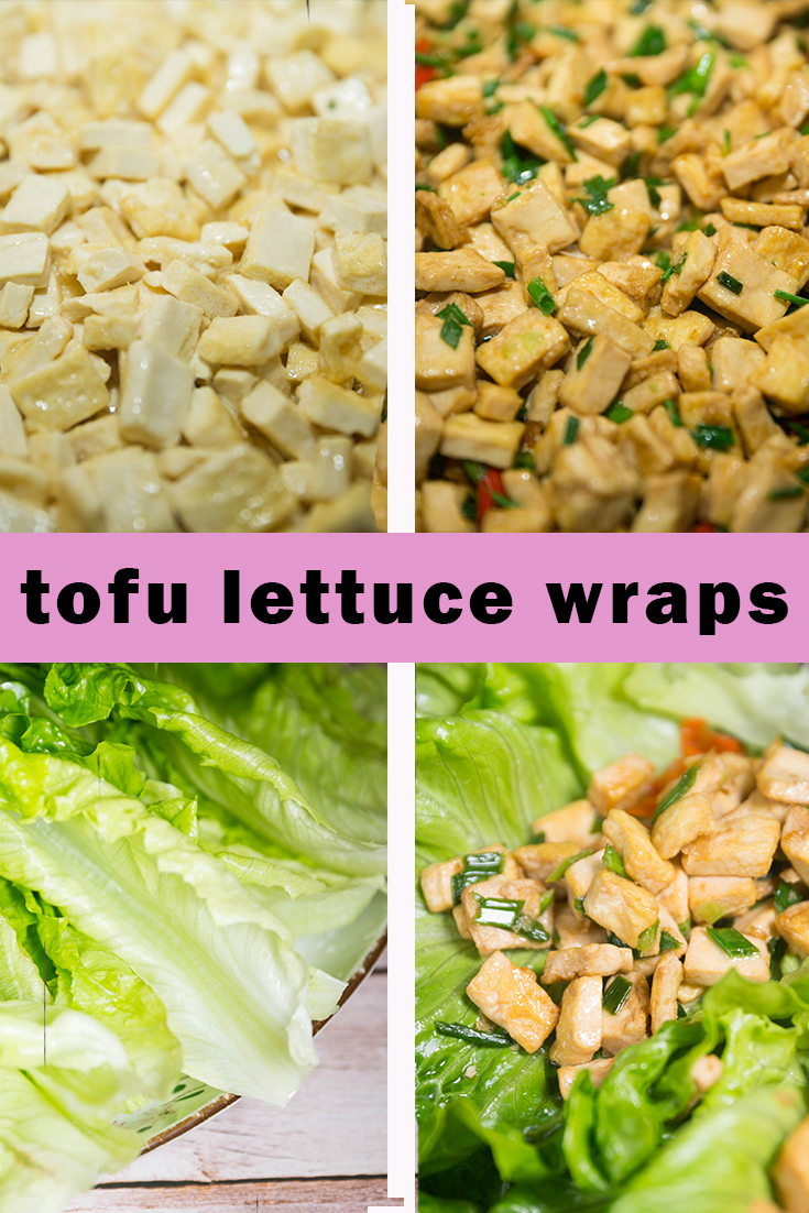 How to Make Veggie Lettuce Wraps