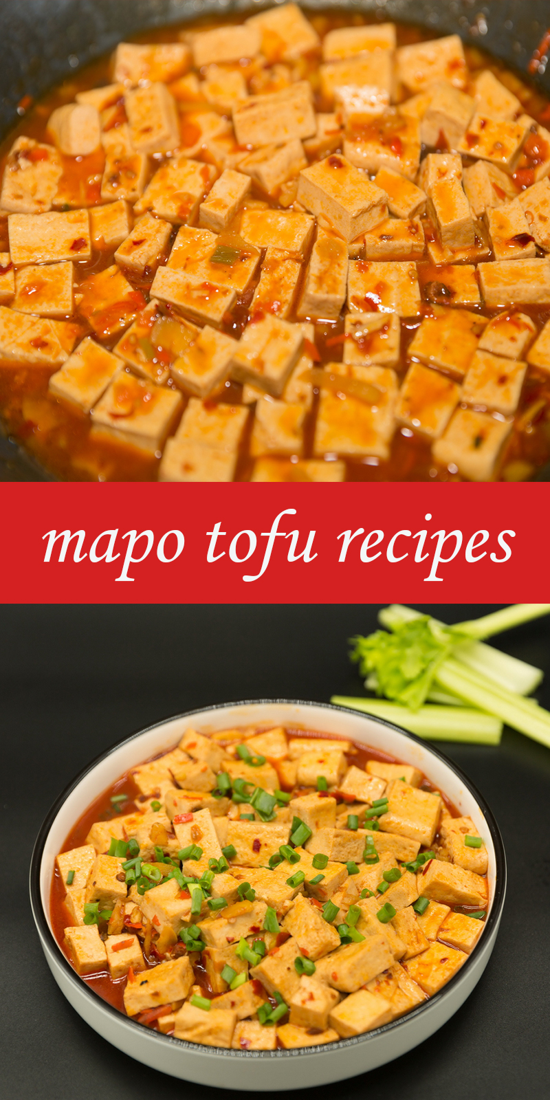 mapo tofu recipes