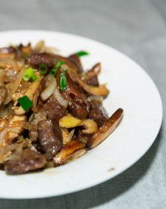 Braised Beef & Mushrooms recipes