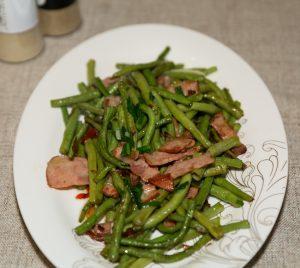 Green Bean and Bacon