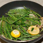 lemon green beans recipes
