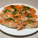 Steamed Blue Crabs recipes