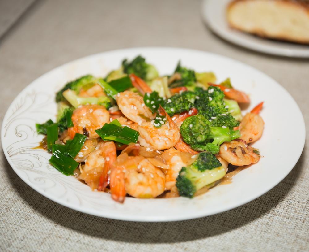 shrimp and broccoli stir fry recipes