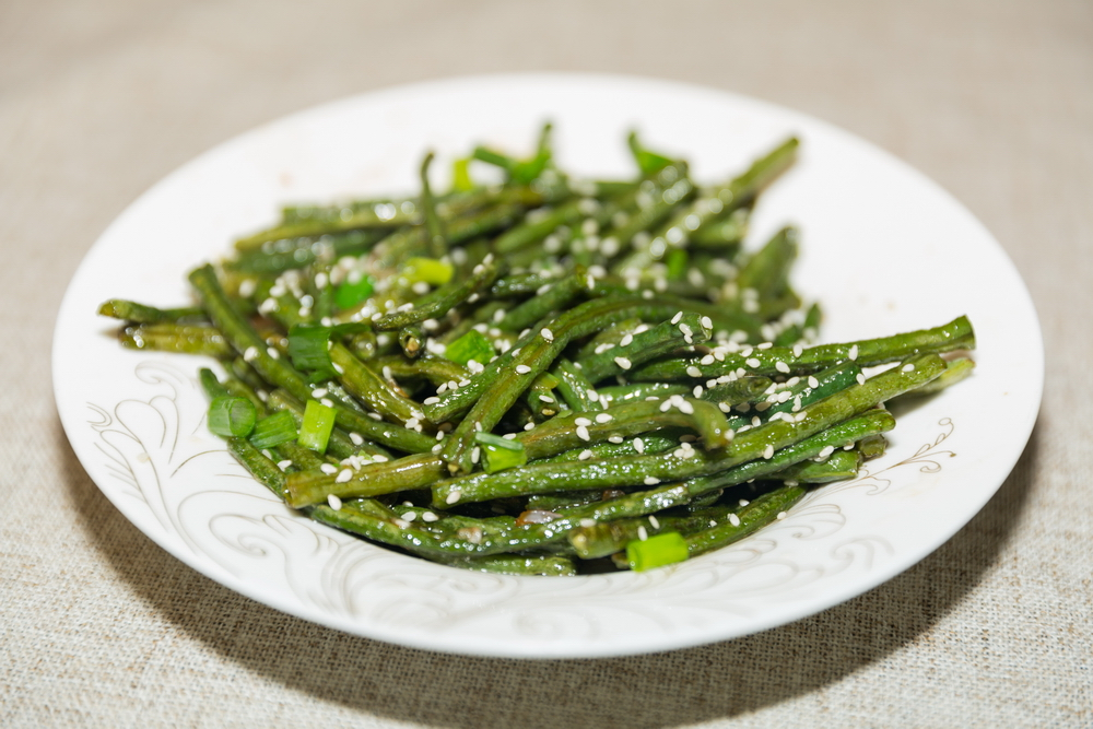 sesame green beans recipes