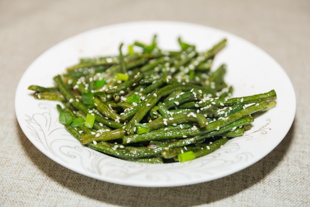 sesame green beans recipes