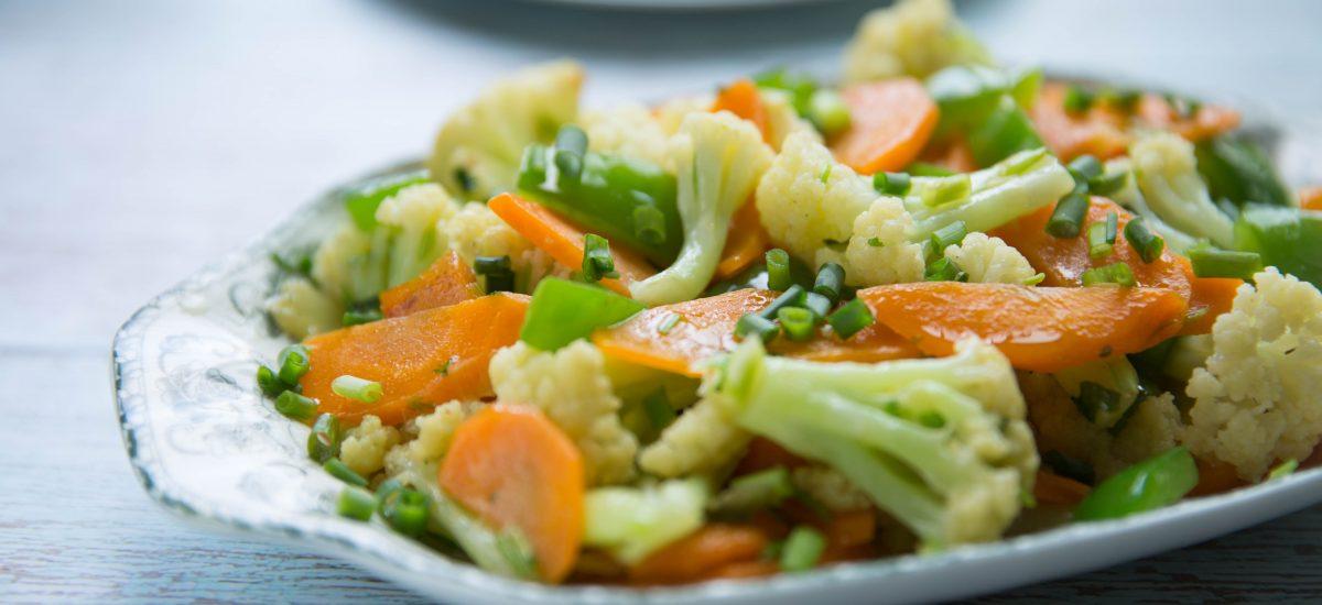 cauliflower carrot recipes