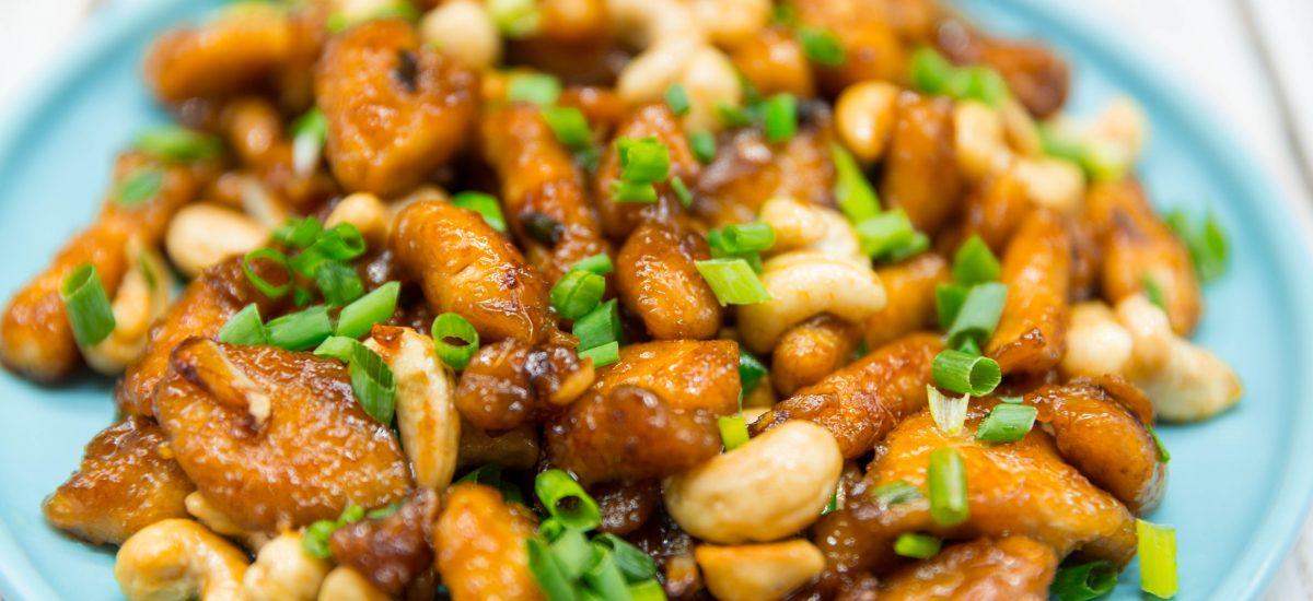 cashew chicken recipes