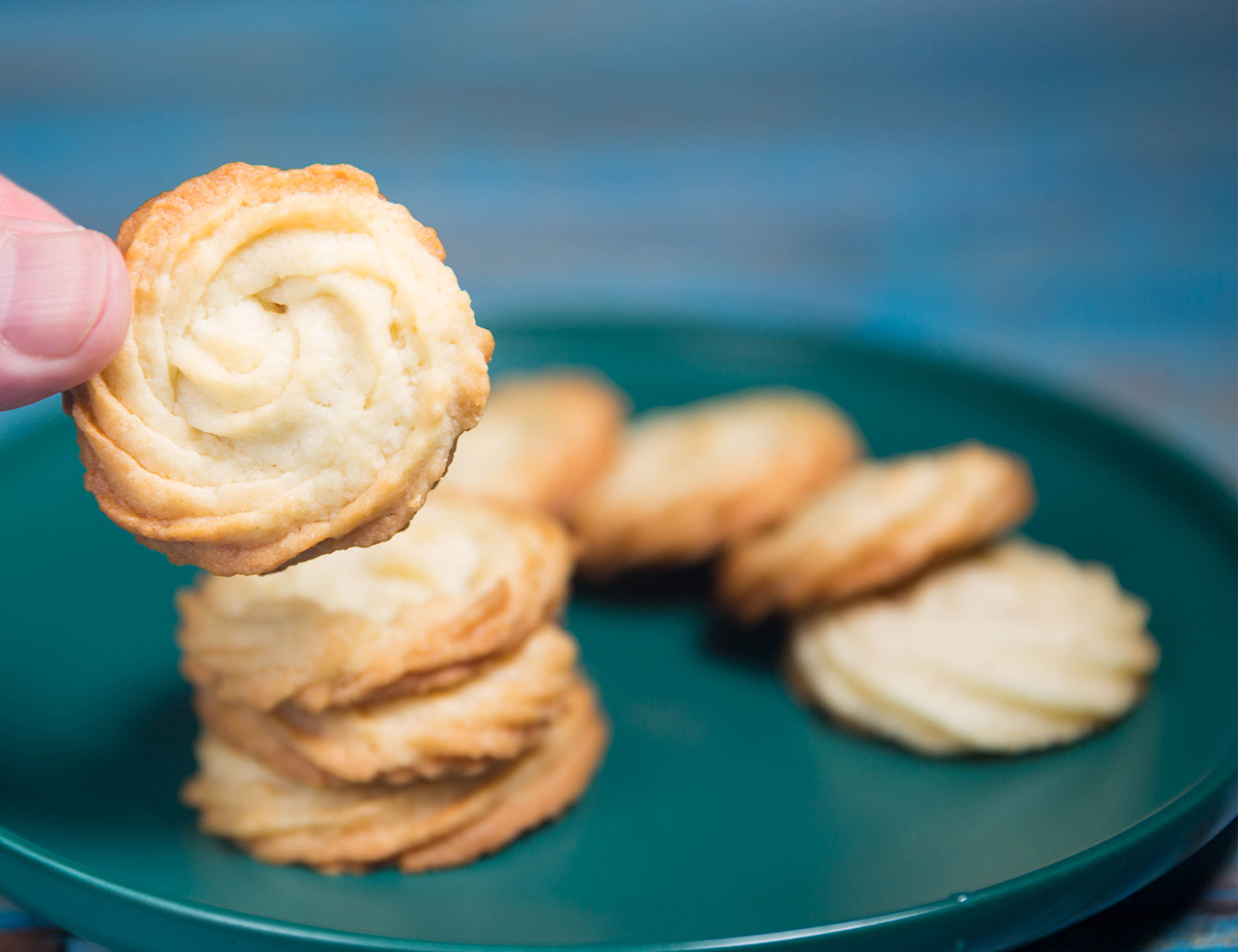 butter shortbread cookies