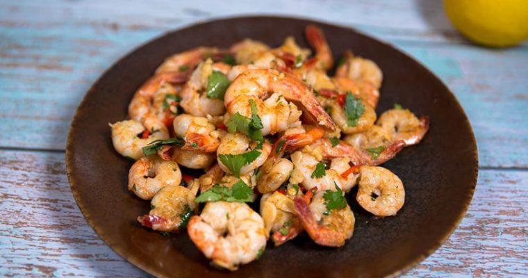 chili shrimp recipes