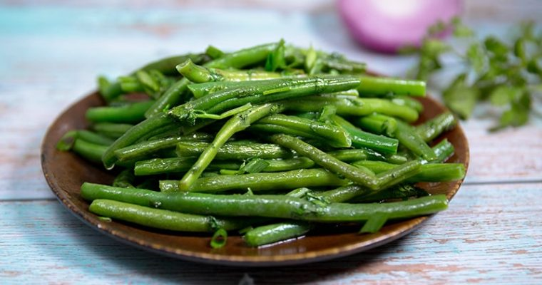 green beans with butter recipe