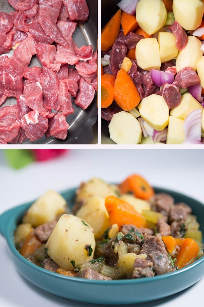 HOW TO COOK THE BEST BEEF STEW IN THE INSTANT POT