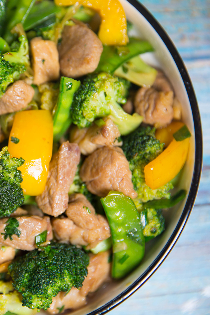 Easy pork stir fry recipes