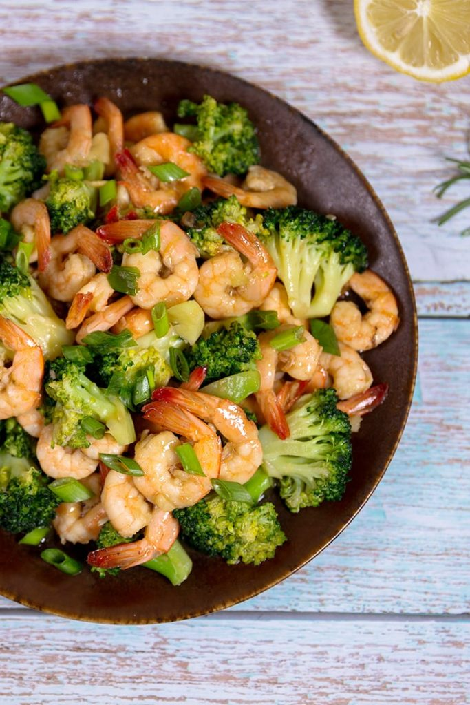 How to make shrimp and broccoli stir fry recipes!