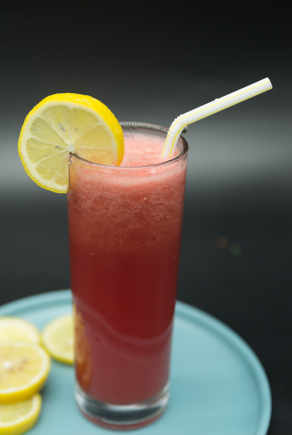 lemon watermelon slush