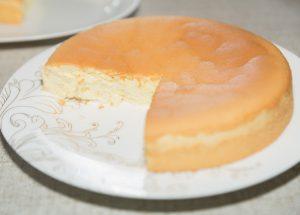 orange chiffon cake recipes