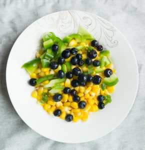 Blueberry Corn