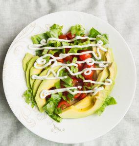 cherry tomato avocado salad recipes