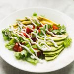 cherry tomato avocado salad recipes