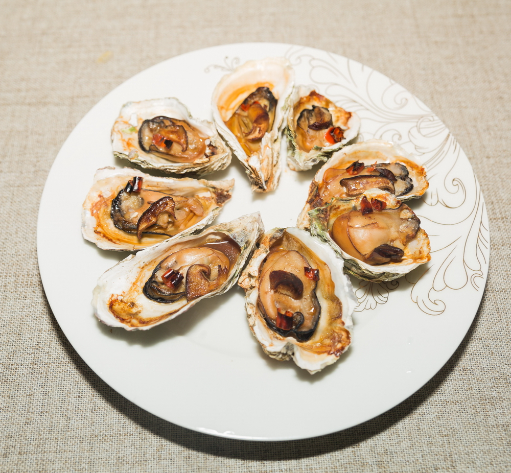 baked oysters recipes