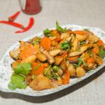 Chicken with Mushrooms recipes