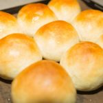 Red Bean Bread Rolls