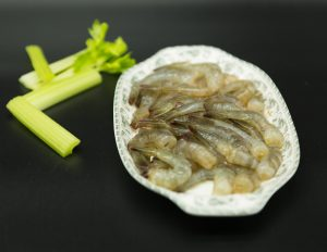 shrimp peeled and deveined