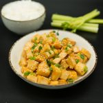 sticky tofu recipes
