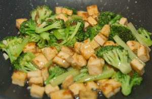 broccoli tofu