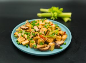 mushroom and tofu stir fry recipes