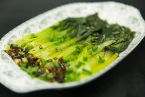 Garlic Bok Choy