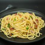 bacon spaghetti recipes
