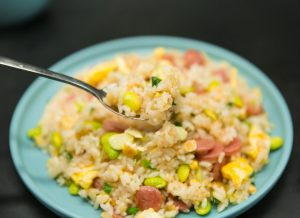 sausage fried rice recipes