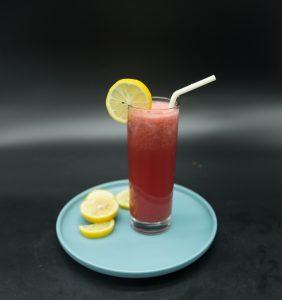 lemon watermelon slush