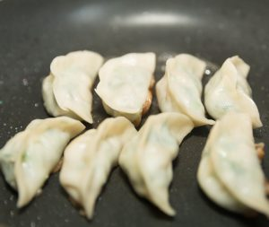 Chive Potstickers