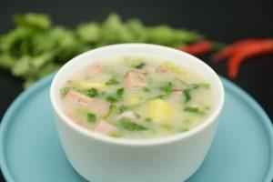 ham and potato soup recipes