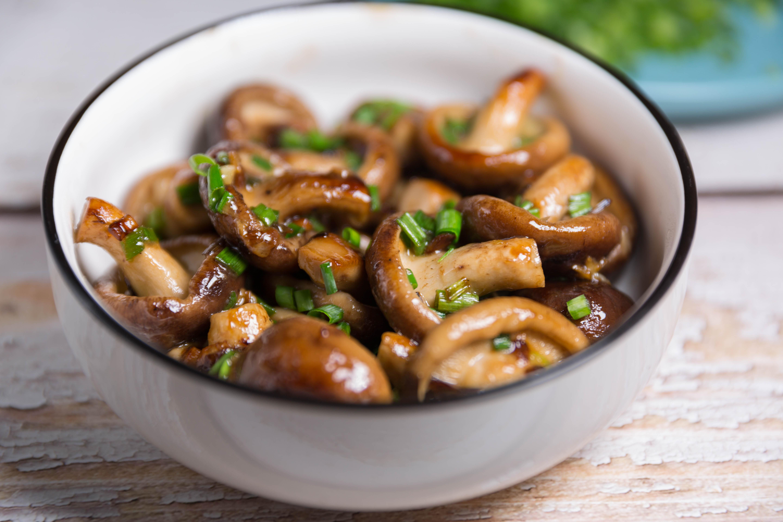 balsamic mushrooms recipes