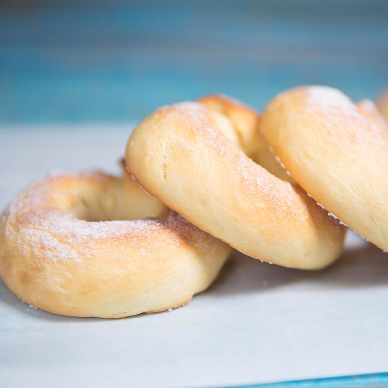 easy donut recipes