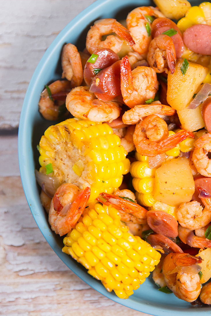 shrimp boil recipes