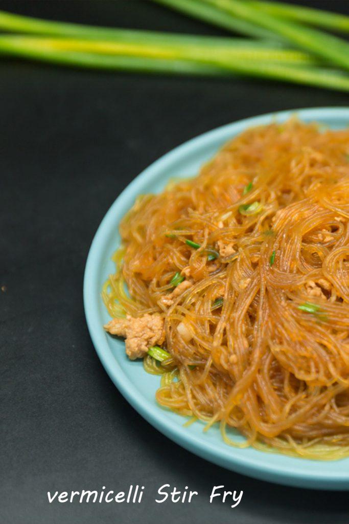 vermicelli Stir Fry recipes
