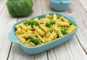 chicken and broccoli Spiral pasta