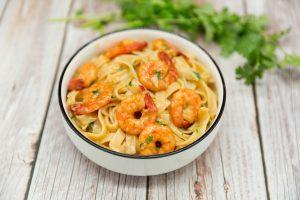 easy shrimp pasta recipes
